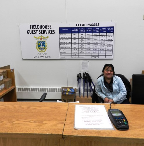 Fieldhouse Booking Clerk