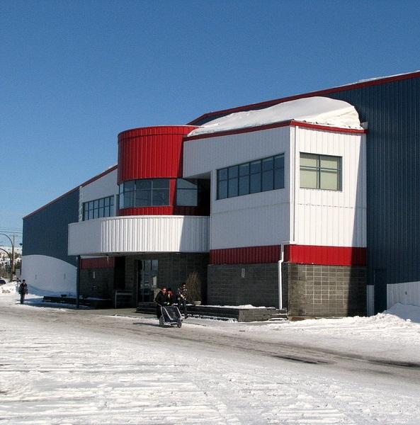 Multiplex City Of Yellowknife