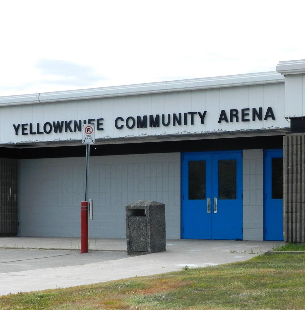 Yellowknife Community Arena