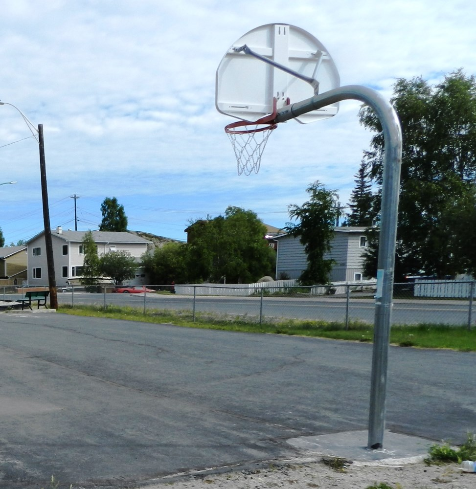 Forrest Drive Basketball Court