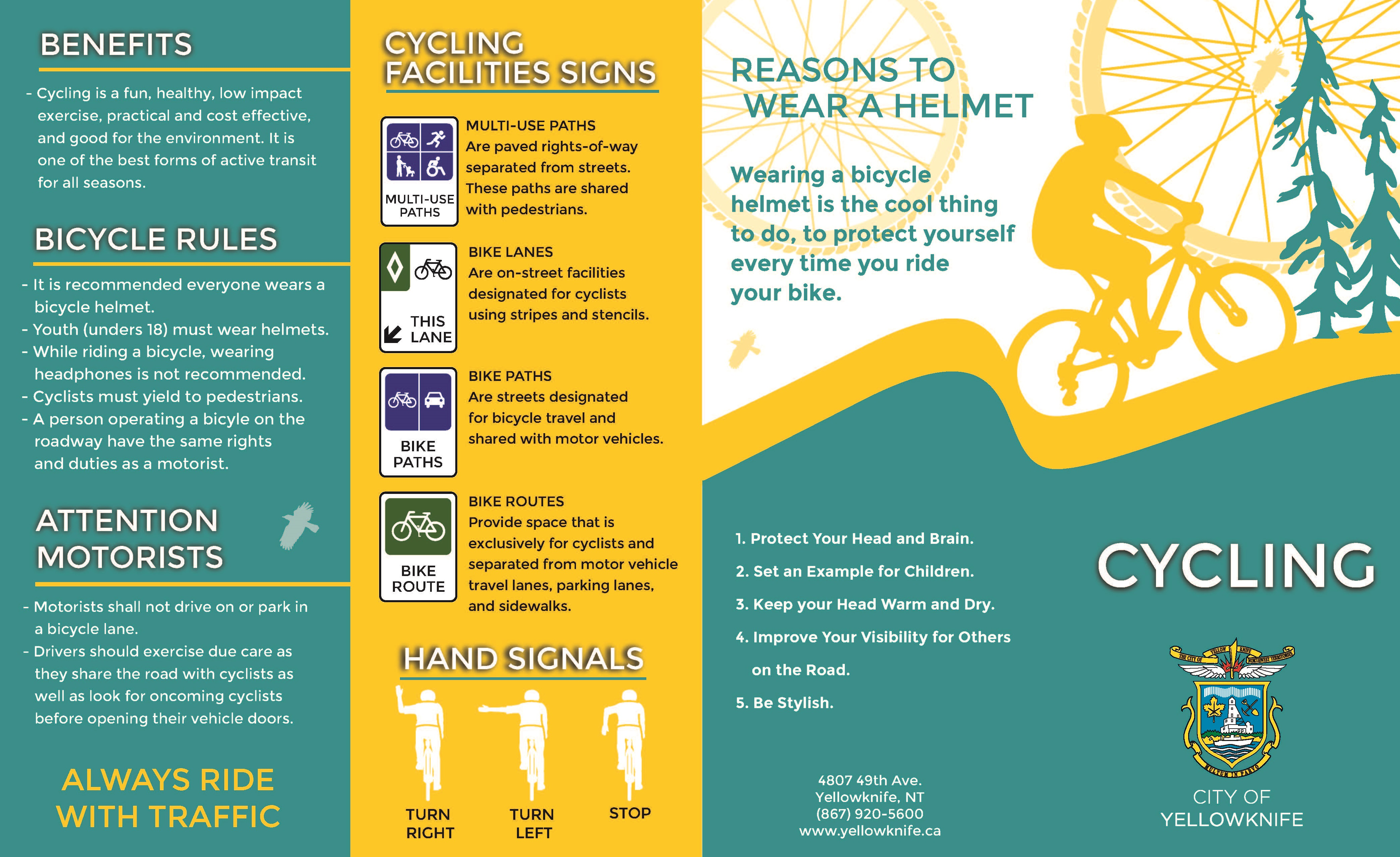 Cycling Brochure 2