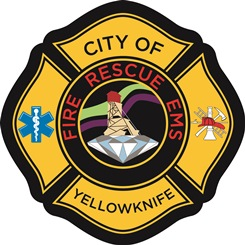 Yellowknife Fire Division Crest