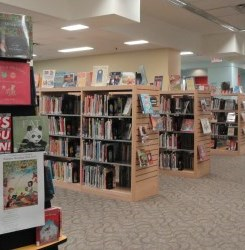 Public Library Junior Section